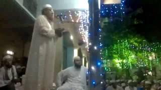 হযরত মাওলানা মামুনুর রশীদ নূরী - বায়তুশ শরফ ।
