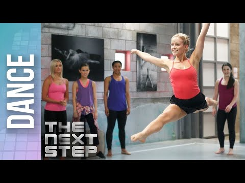 Auditions for Emily's A-Troupe - The Next Step Extended Dances