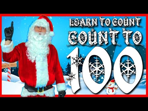 Xxx Mp4 🎅 Learn To Count To 100 With Santa Kids Christmas Songs 🎄 Let S Get Fit Superhero Sing Along Songs 3gp Sex