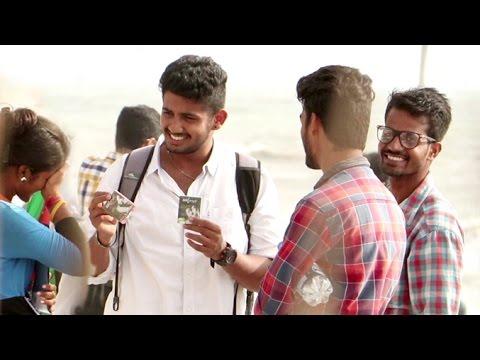 How To Sell CONDOM In Public | Prank By Raj | Baap Of Bakchod
