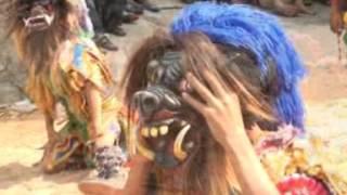 Kesenian Reog - Butho Gedruk : Wahyu Budoyo Pingit Lawang, Pringsurat, Temanggung