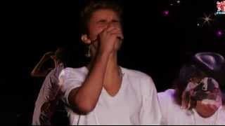 justin bieber up acoustic in mexico