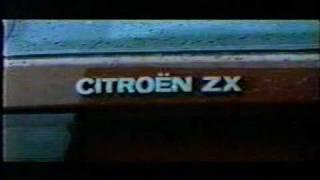 Citroen ZX TV Commercial