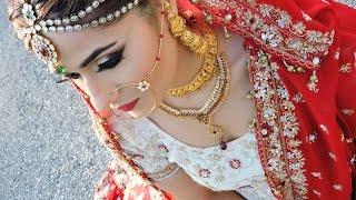 Asian/ Pakistani/Indian Bridal Glam Makeup Tutorial