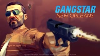Official Gangstar New Orleans (by Gameloft) Trailer (iOS / Android)