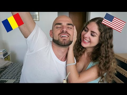 Language Challenge Fail! // Romanian vs. U.S. English