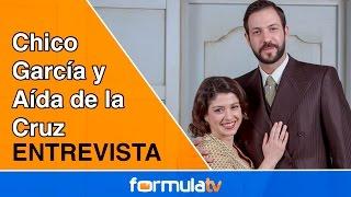 Chico García y Aída de la Cruz desvelan los detalles de su boda en 'El secreto de Puente Viejo'