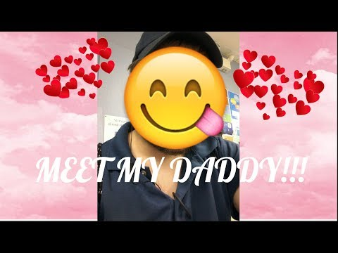 [DDLG] MEET MY DADDY!!! Skype with Daddy (1) | Little Moo moo
