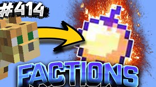 OCELOT MASK = GOD APPLES | Minecraft FACTIONS #414