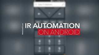 Home Automation with Anymote on Android