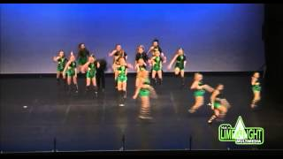 MJ Mix by Dance Technique, Gold Coast - 12 years Jazz -  June 2013