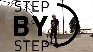 How to | Flair, Truck Driver, Inward, and 360 briwhip
