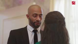 ناصر يفاجئ شهد و يطلب رجوعها معه إلى المنزل