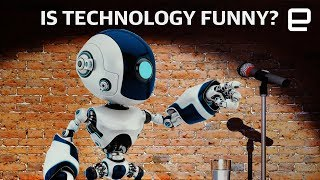 Is technology funny?