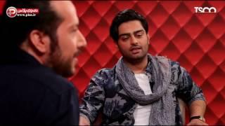 اظهارنظر غیرمنتظره خواننده سرشناس درباره وحید خزایی!/سینا حجازی در قسمت هفتم برنامه کاناپه
