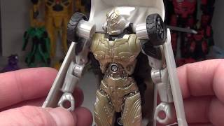 TRANSFORMERS THE LAST KNIGHT, AUTOBOT COGMAN REVIEW