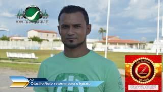 Otacílio Neto retorna para o Iguatu