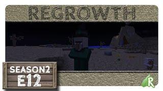 Minecraft Regrowth Season 2 Episode 12 - Witch Hunter