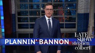 Bannon's Master Plan To Defeat Robert Mueller