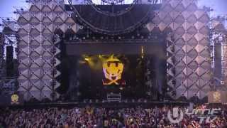 Fatboy Slim Live at Ultra Music Festival Miami 2013 (Full HD broadcast by UMFTV)
