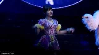 [fancam/직캠] 131221 T-ARA/티아라 Guangzhou concert - Yayaya  [Boram/보람 focus]