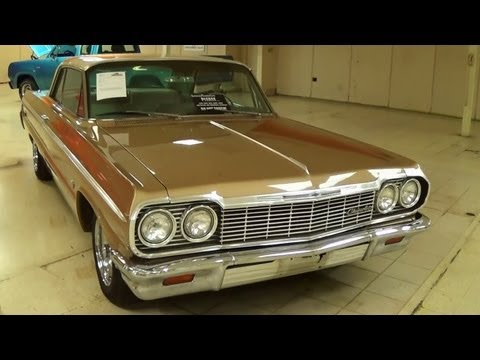 1964 Chevrolet Impala SS 400 V8 Vintage Classic Hot Rod Collector Car
