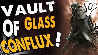 Destiny: Vault of Glass: Atheon Conflux Waves Battle! (Live Gameplay)