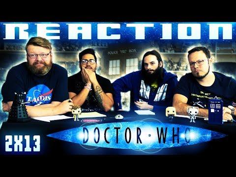 Xxx Mp4 Doctor Who 2x13 REACTION Doomsday 3gp Sex