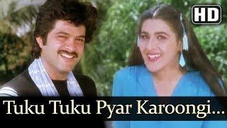 Tuku Tuku Pyar Karoongi (HD) - Saaheb Song - Anil Kapoor - Amrita Singh - FIlmigaane - 80's Superhit