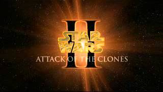 Opening To Star Wars Episode 2:Attack Of The Clones 2002 DVD:(Disc 1)