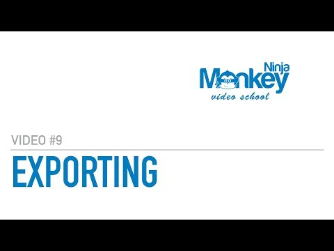 Xxx Mp4 Exporting Your Edited Videos Out Of Final Cut Pro X Ninja Monkey Video School 9 3gp Sex