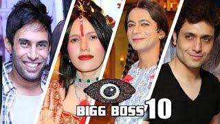 Bigg Boss Season 10 Contestants 2016 List LEAKED