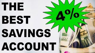 I found the MOST PROFITABLE Savings Accounts (It's not Robinhood)