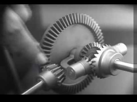 How Differential Gear works BEST Tutorial