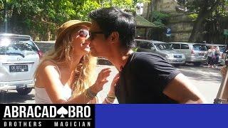 KISSING PRANK INDONESIA. Cara Dapat Ciuman dan Nomor Hp Cewek - abracadaBRO Street Magic Indonesia