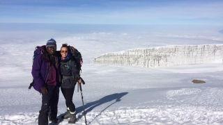 Climbing Mountains for cancer care