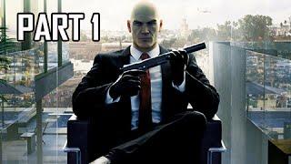 Hitman Walkthrough Part 1 - Prologue - Enter a World of Assassination (2016 Gameplay Commentary)