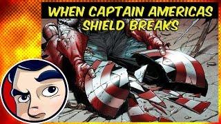 The Times Captain America's Shield was Broken