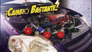Soportes rigidos al Honda Civic TURBO !! - Desmadrando el Civic | Marco MAAP