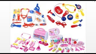 Kids Toys Doctor Play Set kit Reviews with Toy Doctor | Best Toy Medical Kits