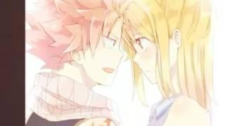 Hình ảnh ngắn nói về tình cảm của natsu và lucy😚