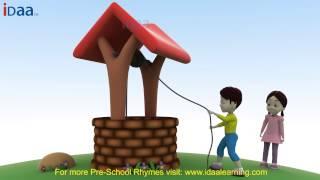JACK AND JILL - IDAA 3D Animation English Nursery rhymes