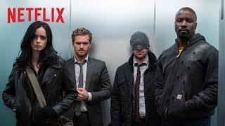 Marvel - Os Defensores |  Featurette [HD] | Netflix
