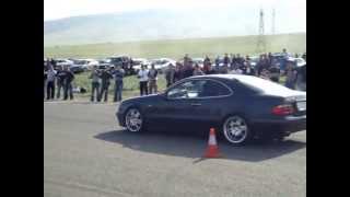 Toyota Supra Vs Mercedes Benz Clk 430 amg
