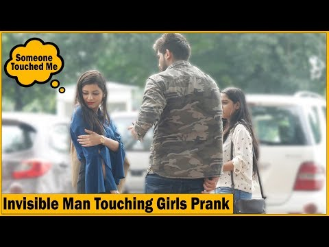 Xxx Mp4 Invisible Man Touching Girls Prank Ft High Street Junkies The HunGama Films 3gp Sex