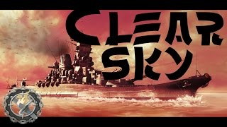 Yamato - CLEAR SKY - 90 Planes down - World of Warships