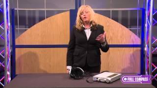 Sennheiser HDVD 800 High Fidelity Headphone Amplifier Overview   Full Compass