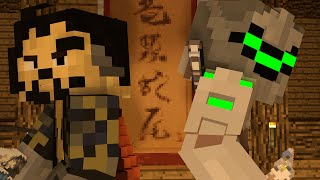 """Shimada Brothers"" - Minecraft Overwatch Animation"
