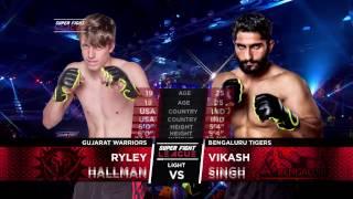 Unbelievable+comeback%21+Ryley+Hallman+v%2Fs+Vikas+Singh+Gujarat+Warriors+v%2Fs+Bengaluru+Tigers