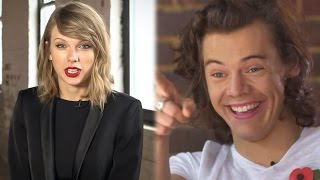 Ed Sheeran Reveals Harry Styles Has A Big Penis - Taylor Swift's AWKWARD Chinese Commercials (DHR)